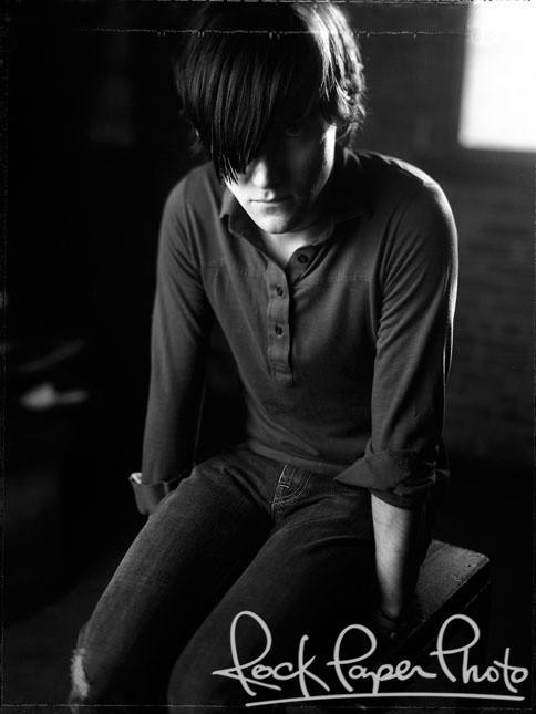 Conor Oberst by Steven Dewall