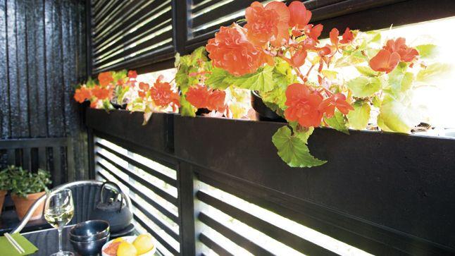 De balcon à terrasse dans un duplex | Les idées de ma maison  Photo: Mario Dubreuil