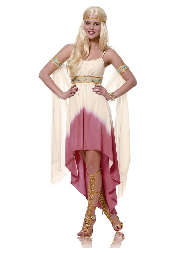 hera greek goddess costume | Adult Coral Goddess Costume ...