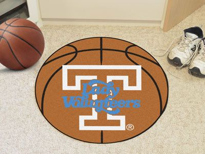 Basketball Mat - University of Tennessee Lady Volunteers