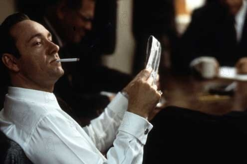 "Kevin Spacey in ""L.A. Confidential"" (Curtis Hanson, 1997)"