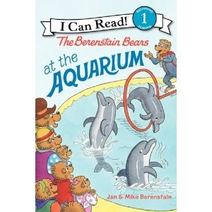 The Berenstain Bears at the Aquarium (I Can Read)
