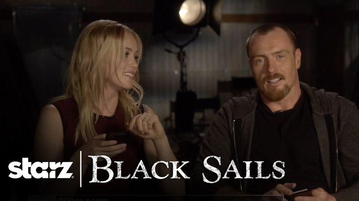 The Flickcast – Movies, TV, Comics and the best Geek stuff. |Starz Black Sails Cast