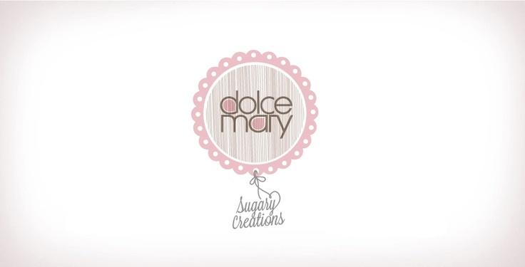 DOLCE MARY Cake Designer Logo (indastriacoolhidea.com)
