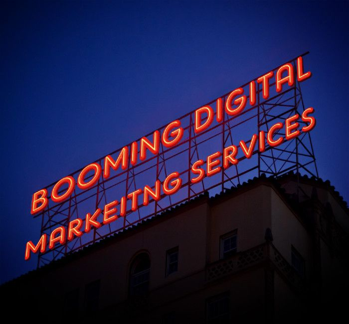 BOOMING DIGITAL MARKETING SERVICES
