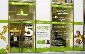 Svět zdraví A4D - Brno, Běhounská 13
