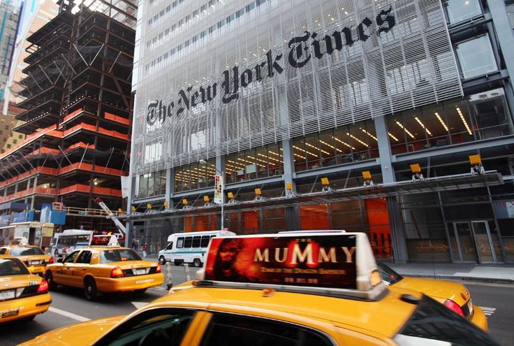 The New York Times' indefensible hire of a climate denier keeps getting worse.NY Times' new columnist: Global warming can't be serious if activists have kids The New York Times' indefensible hire of a climate denier keeps getting worse.