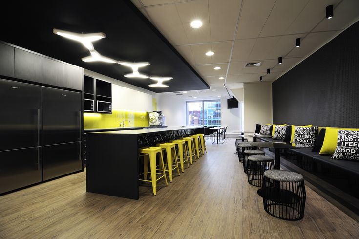 Staff Break Room In Mill 39 S Oakley 39 S New Sydney Office