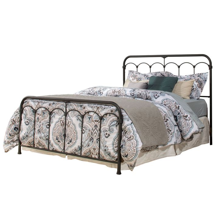 Hillsdale Furniture Jocelyn Bed Set Twin Bed Frame Included 2087btwr