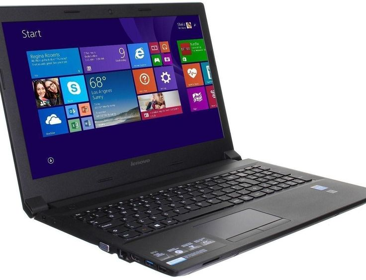 Dual Core Lenovo B50-30 Laptop available in Cheap