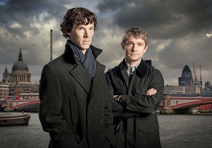 pictures of sherlock holmes and watson bbc | sherlock-holmes-and-watson-bbc-series