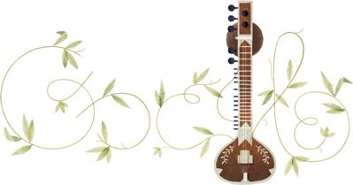 Pandit Ravi Shankar's 96th birthday