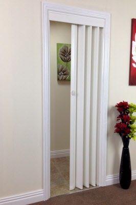 25 best ideas about folding doors on pinterest diy folding doors indoor doors and folding - Accordion kitchen cabinet doors ...