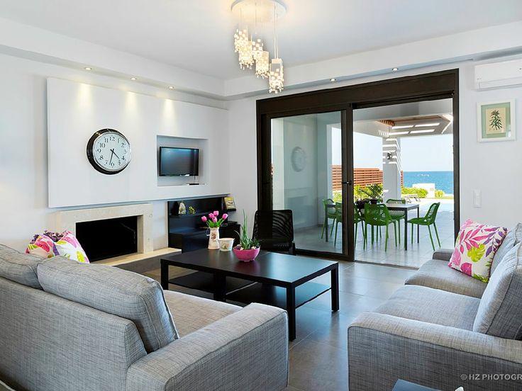 Villa Lachania - Rhodes, Lahania Private Pools Seafront Villas - Escape... 1656388 | HomeAway