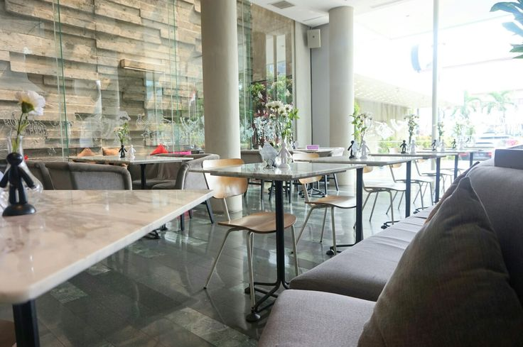 Another place for great breakfast. Artotel Jakarta.