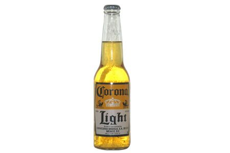 Good Beer without the Guilt  CORONA LIGHT 99 cals/5 g carbs    Best if served with a lime wedge.