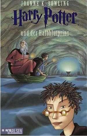 7 best german potter covers images on pinterest good books harry potter und der halbblutprinz harry potter and the half blood prince buch book by joanne k fandeluxe Images