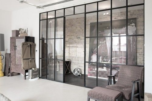 12 besten t ren und fenster im industrie style bilder auf - Fenster style ...