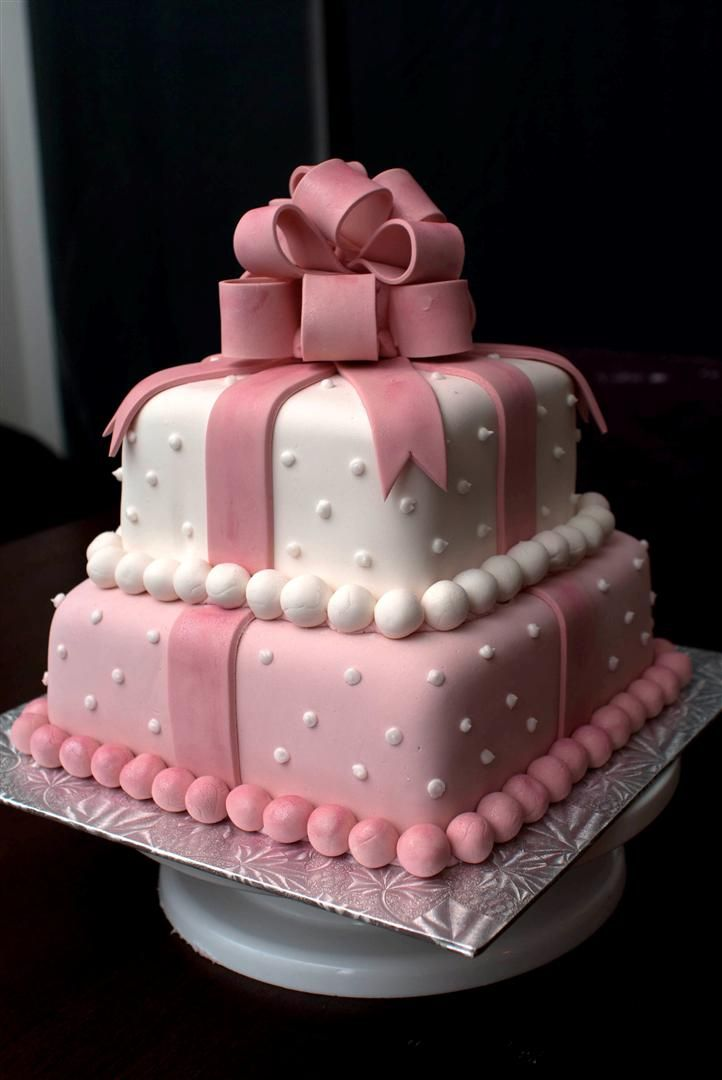 13 best Bows images on Pinterest Bow cakes Beautiful cakes and