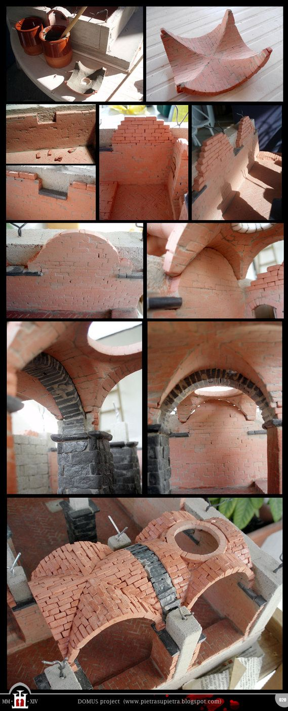Dp 20 - Assembling vaults and arches (1) found on http://wernerio.deviantart.com