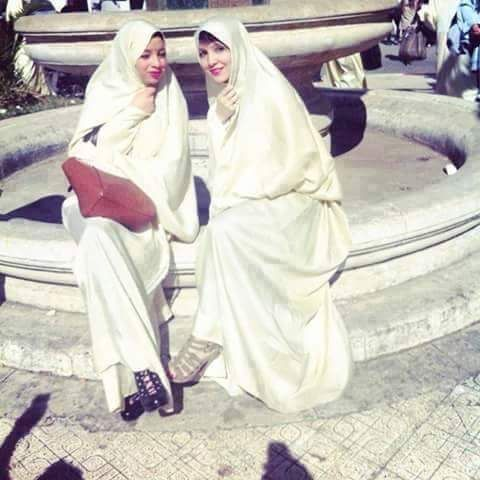 check more of Algerian's Traditional clothing at pin : @lacoxx
