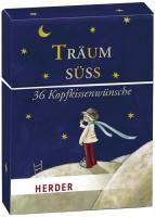Katrina Lange - Leckerbissen Illustration -Träum süß_Kopfkissenwünsche