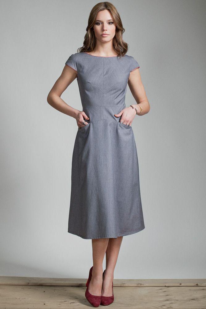 Cumulus Dress