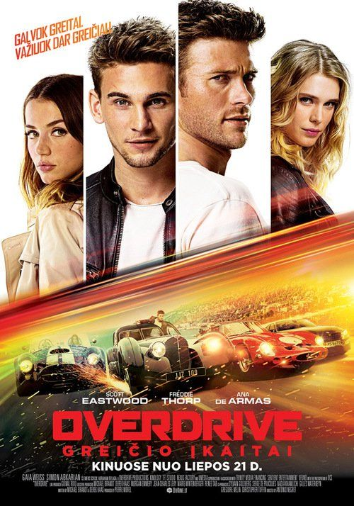 Watch Overdrive Full-Movie