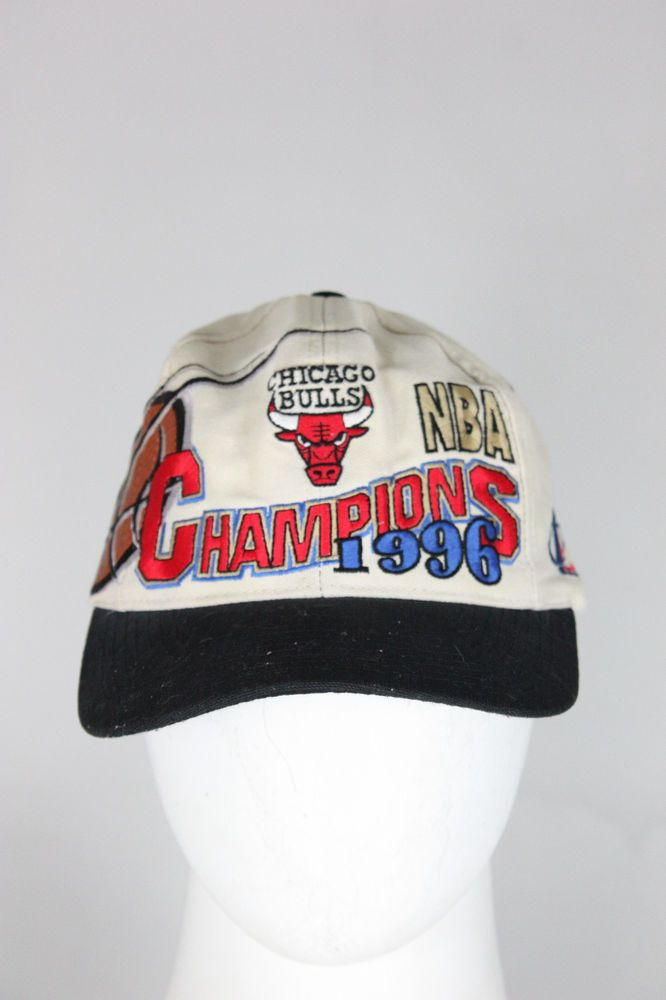 Chicago Bull logo athletic snapback hat vintage 90 s champions 1996   fashion  clothing  shoes  accessories  mensaccessories  hats  ad (ebay  link) a8dbfba4f