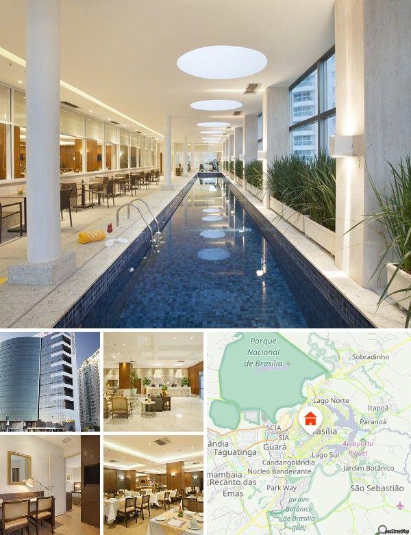 Windsor Brasilia Hotel (Brasilia, Brazílie)