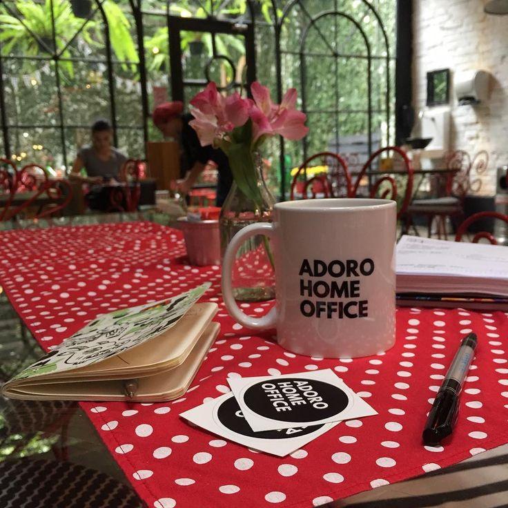 Caneca Adoro Home Office