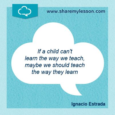 EVERY lesson should be geared towards two or more learning styles. That way you get maximum reception.