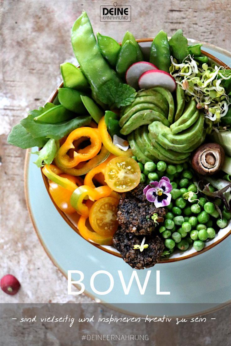 Buddha Bowl Rohkost