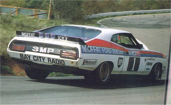 1977 - No.1 Ford Falcon XC GS500 Hardtop - Allan Moffat, Jacky Ickx