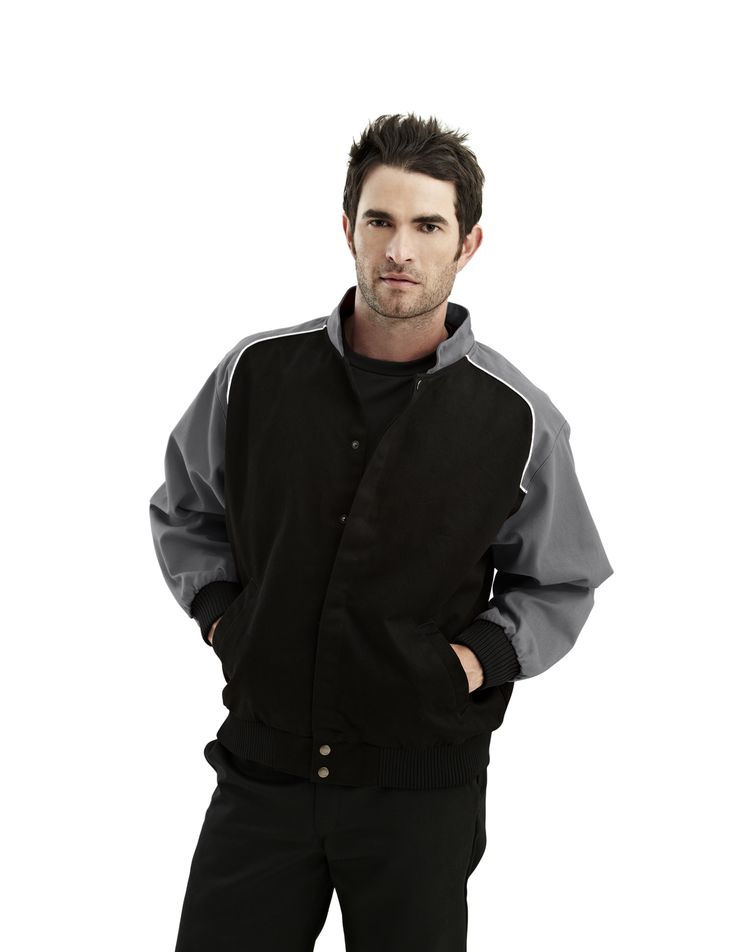 Tri Mountain Racer Cotton Twill Jacket With Nylon Lining. Tri mountain 7730 #hot #dailywear #style #bachlor