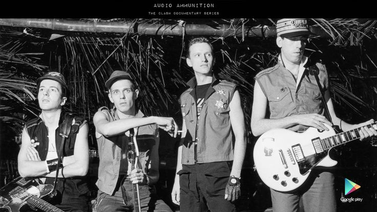 "The Clash - Audio Ammunition Documentary - Part 5 ""Combat Rock ..."