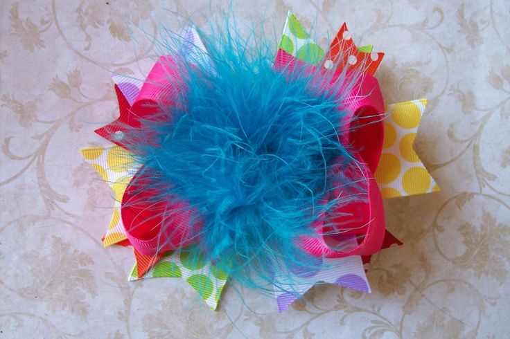 DIY Over the Top Bow | Over the Top Bow | DIY projects