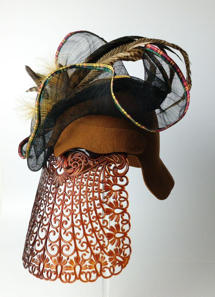 Cappello scultura