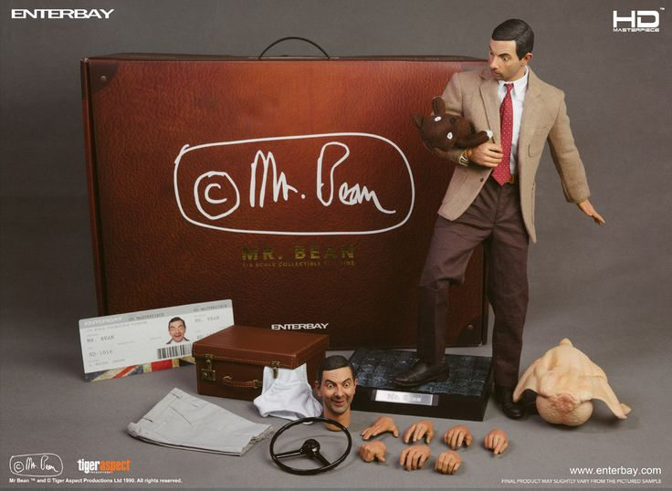 274 best mr bean images on pinterest mr bean beans and rowan bean the high end action figure solutioingenieria Image collections