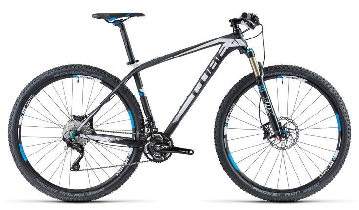 Bicicleta Mountain Bike CUBE REACTION GTC SL 29 - Cube 2014