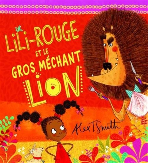 Aujourd'hui, Lili-Rouge va être avalée tout rond par un lion. En toutcas, c'est ce qu'il croit.Lorsque Lili-Rouge reçoit un coup de fil de sa tante recouverte deboutons, elle décide de lui rendre visite. Sur le chemin, elle rencontreun lion affamé qui concocte un vilain plan pour la manger tout rond.Mais Lili-Rouge n'est pas née de la dernière pluie et ne se laisse pasduper par le lion et son déguisement loufoque. Fait attention méchantfélin. Lili-Rouge va t'apprendre une leçon de…
