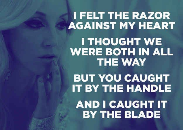 "Ashley Monroe, ""The Blade"""