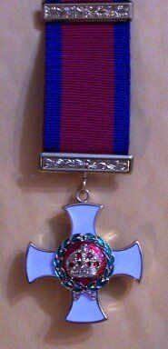 British Army UK BEF War DSO Order Orden Badge Medal Award by Oshi Regalia. $44.99. Reproduction Britain Distinguished Service Order Medal  Offered is a stunning Full Size replica of the British DSO. This is a high quality piece that will make a great addition to your collection or for re-enacting. Full size, 2 sided enamel with ribbon  King George VI version.  Get a fine quality British medal for one small bid. Buy now and enjoy a lifetime !!!
