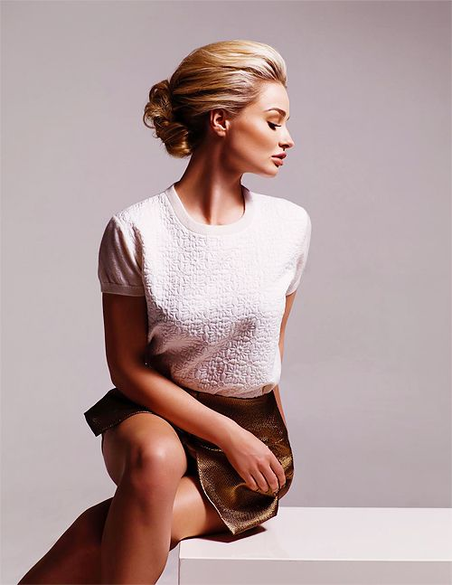 Emma Rigby...damn I want her, want to look like her...everything!