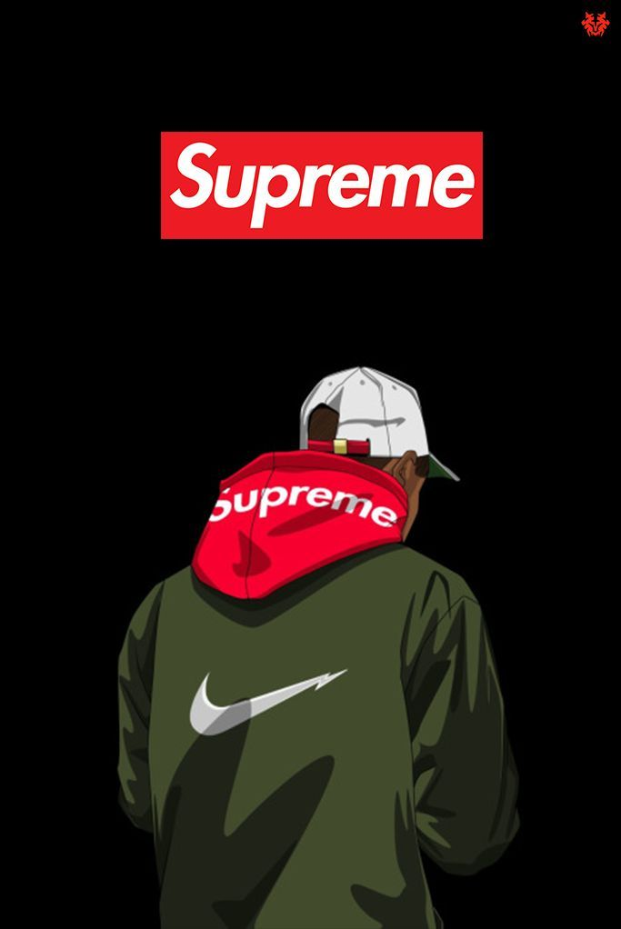 Apple Watch Face Supreme Supreme Iphoneachtergronden