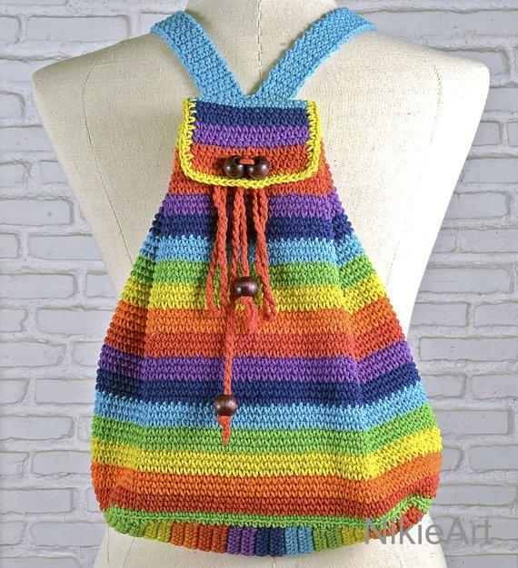 1000+ images about Bags-crochet on Pinterest Crochet ...