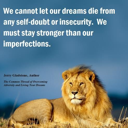 Learn how to live your dreams. YouTube video http://jerrygladstonesuccessblog.wordpress.com/2014/06/17/book-trailer-for-the-common-thread/ #Happiness  #Success