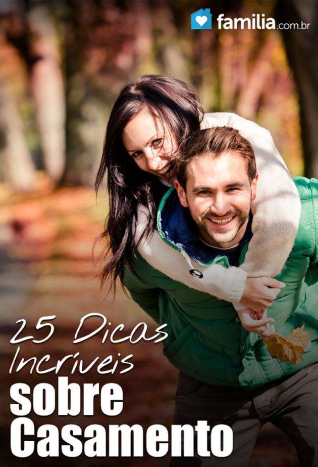 25 dicas incríveis sobre casamento