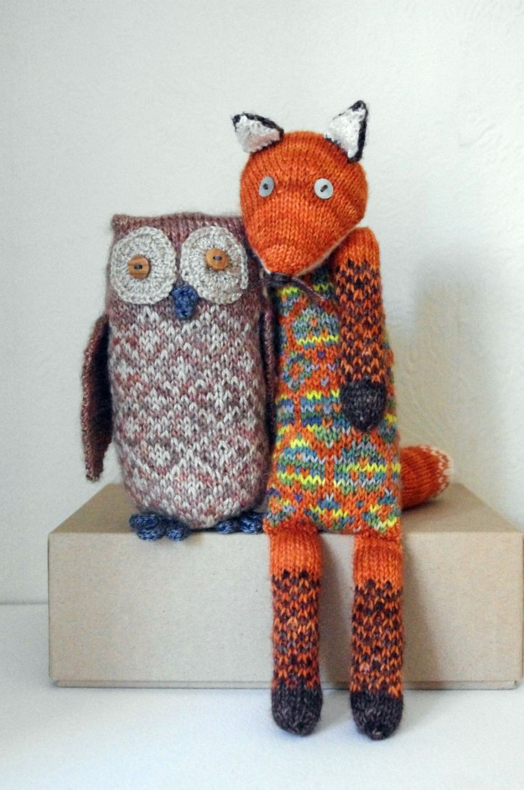 65 best toys knitted images on pinterest crochet patterns a better late than never introduction to tawny owl here is tawny owl a new buddy for intrepid fox a new knitting pattern design and also available as a bankloansurffo Images