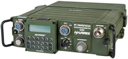 Harris RF Communications - 10540-0100-01 AN/PRC-150 HF